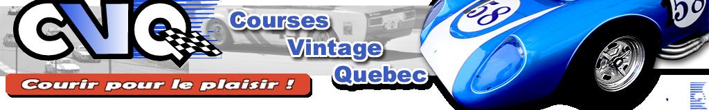 CVQ Course Vintage Quebec
